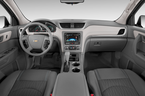 Slide 1 of 11: 2013 Chevrolet Traverse