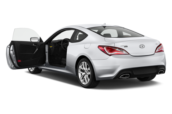 Slide 1 of 25: 2014 Hyundai Genesis Coupe
