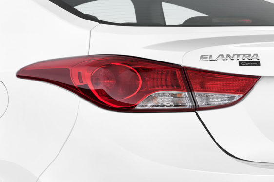 Slide 1 of 25: 2013 Hyundai Elantra Coupe