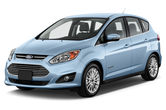 Slide 1 of 14: 2013 Ford C-Max