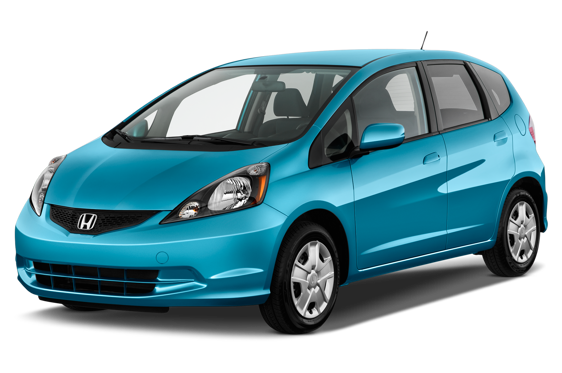 Slide 1 of 14: 2013 Honda Fit