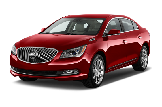 Slide 1 of 14: 2014 Buick LaCrosse