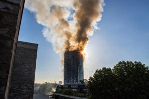 Grenfell Tower fire: Safety instructions issued to local authorities for 'immediate' action
