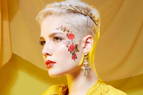 'Artists have a sick masochism' … Halsey.