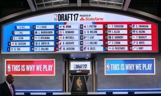 Many of the top picks in the 2017 NBA Draft in Brooklyn on Thursday night went a...