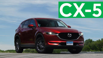 2017 Mazda CX-5 Road Test
