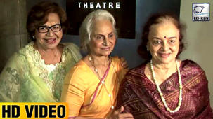 Tubelight Special Screening For Asha Parekh, Waheeda Rehman and Helen