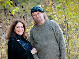 Susan Rose and husband, Robert.