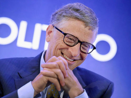 "Slide 1 of 16: <p>In 1999, Bill Gates wrote a book titled ""Business @ the Speed of Thought.""</p><p> In the book, Gates makes 15 bold predictions that at the time might have sounded outrageous.</p><p> But as business student Markus Kirjonen <a href=""http://kirjonen.me/business-the-speed-of-thought/"">pointed out on his blog</a>, Gates' forecasts turned out to be ""eerily prescient.""</p><p> Here are the 15 predictions he made nearly 20 years ago - and how close they've come to being true:</p><p>Eugene Kim contributed to an earlier version of this slideshow.</p>"