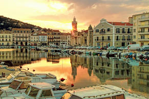 "The small fishing town on the Mediterranean coast is called ""Venice of Languedoc..."