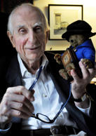 Paddington Bear author dies at 91
