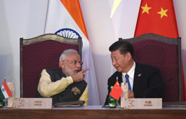 Is China proving to be India's biggest thorn?