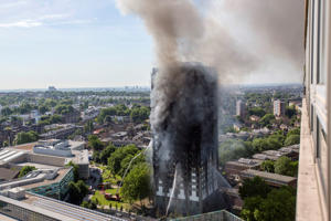Grenfell Tower Management company chief Robert Black steps down
