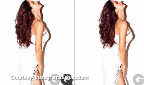 Disha Patani's stunning GQ photoshoot