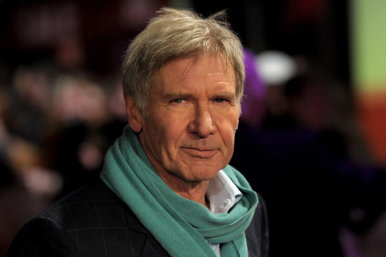 Slide 1 of 22: Actor Harrison Ford attends the 'Morning Glory' UK premiere at the Empire Leicester Square on January 11, 2011 in London, England.