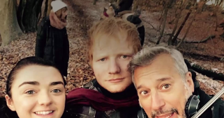 Ed Sheeran's Game of Thrones cameo