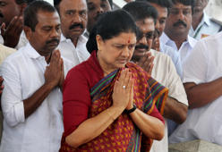 Revealed: Sasikala's luxurious 5 room 'suite' in jail
