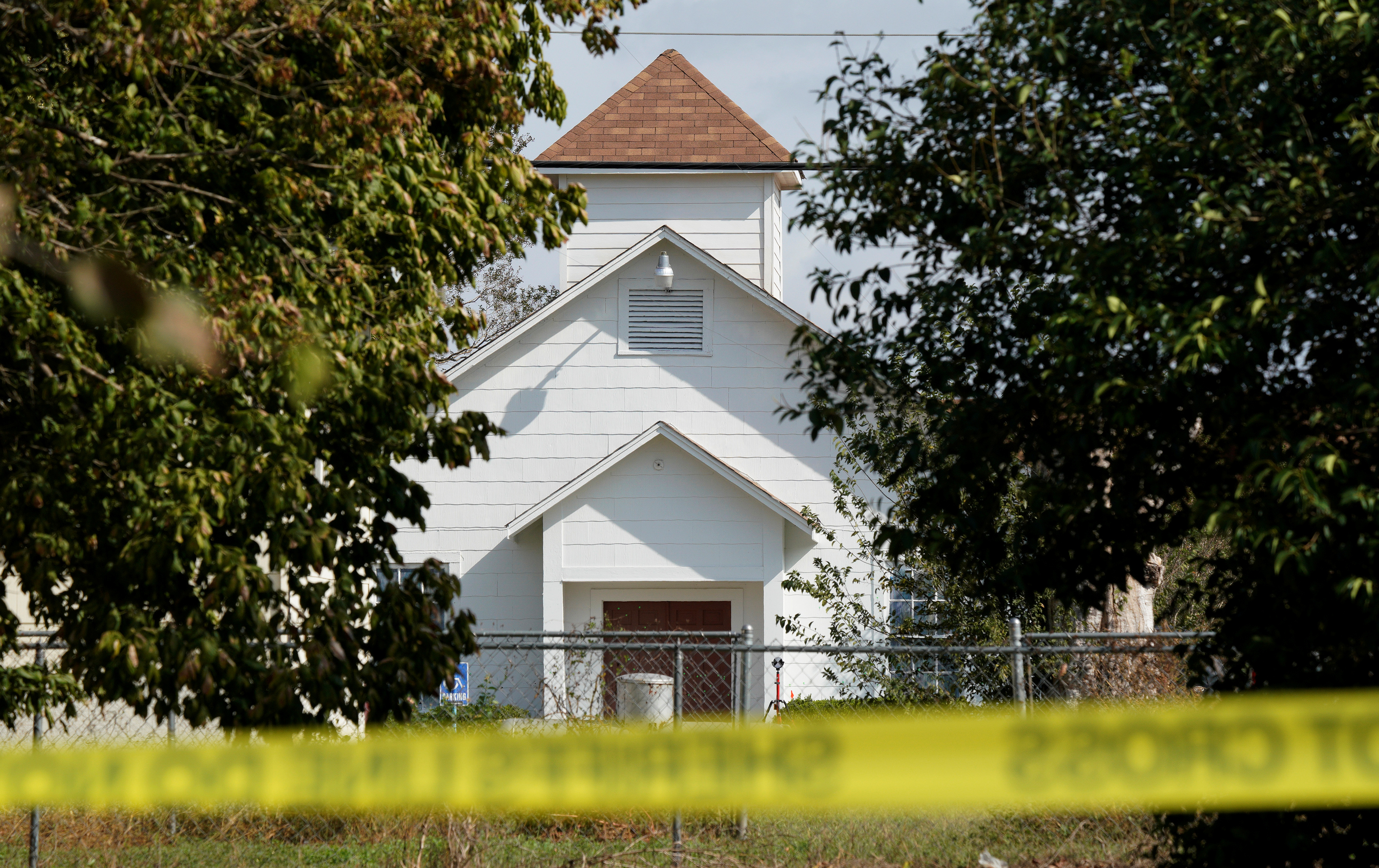 Texas Church Shooting Video Shows a Methodical Attack, Official Says