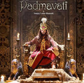 Padmavati new poster out : Ranveer Singh looks frightening
