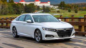 2018 Honda Accord Road Test