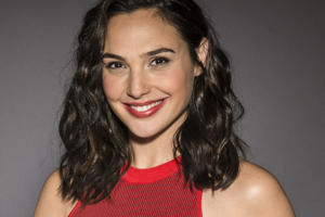 Actress Gal Gadot.