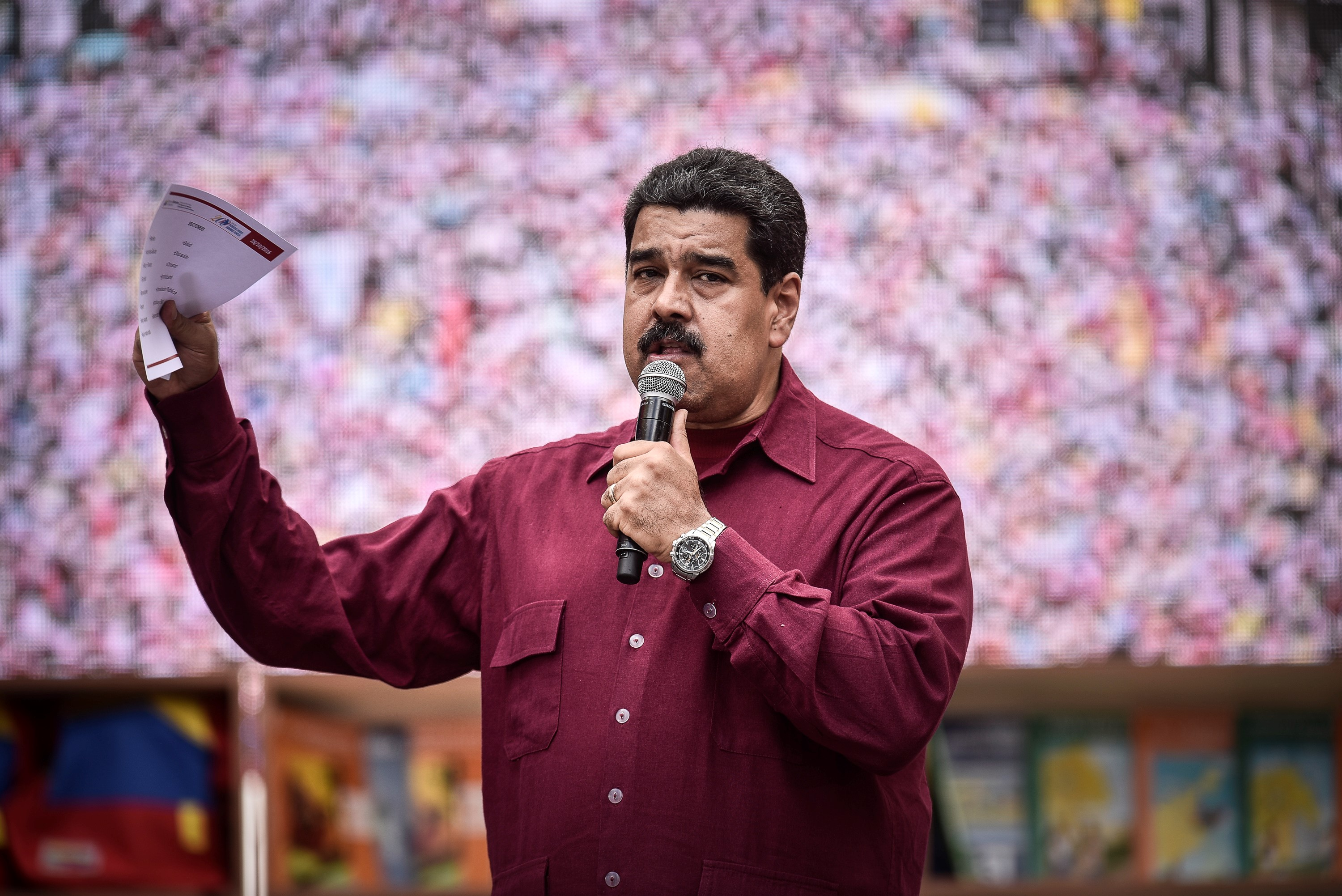 Venezuela making interest payments on foreign debt — minister