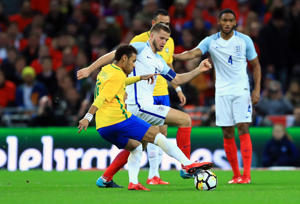 Southgate can certainly be encouraged by successive clean sheets against, first, Germany and now Brazil