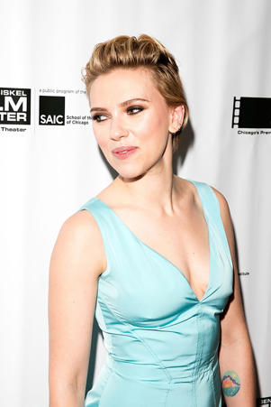 Scarlett Johansson | Photo: Getty