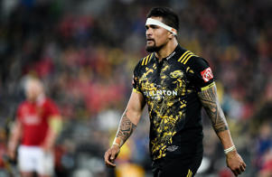 All Blacks rookie Vaea Fifita made his All Blacks debut off the bench against Samoa last month.