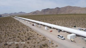 Hyper-what? How we could be nearing the age of hyperloop travel
