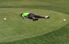 Funniest reaction to golf fail