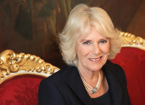 File photo dated 05/04/17 of the Duchess of Cornwall during a visit to Hofburg Palace in Vienna