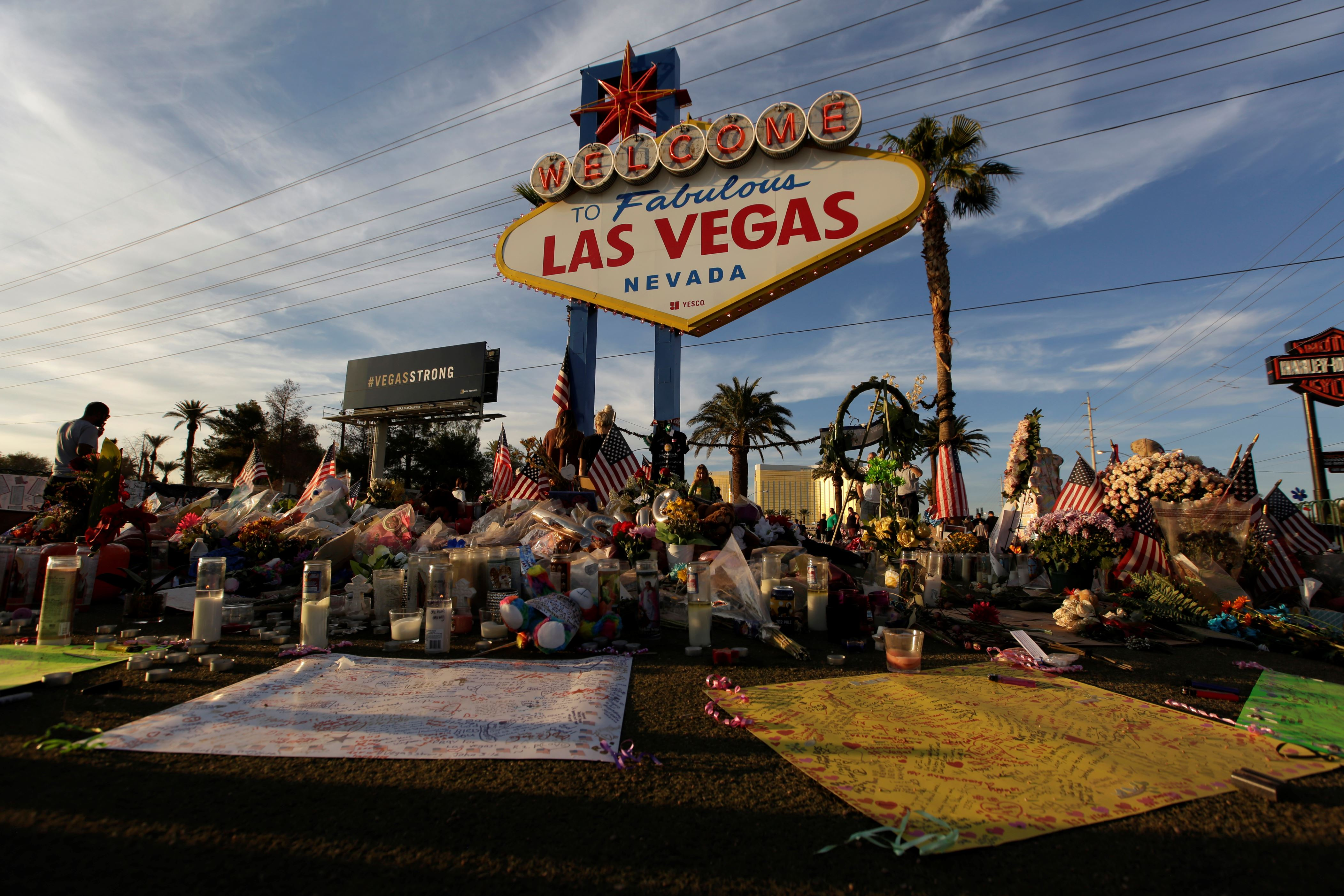 Man who survived Las Vegas shooting killed in hit-and-run