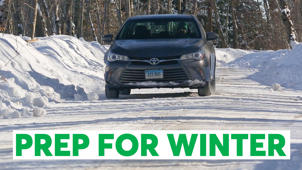 a car covered in snow: Prep Your Car for Winter Now, Before It's Too Late