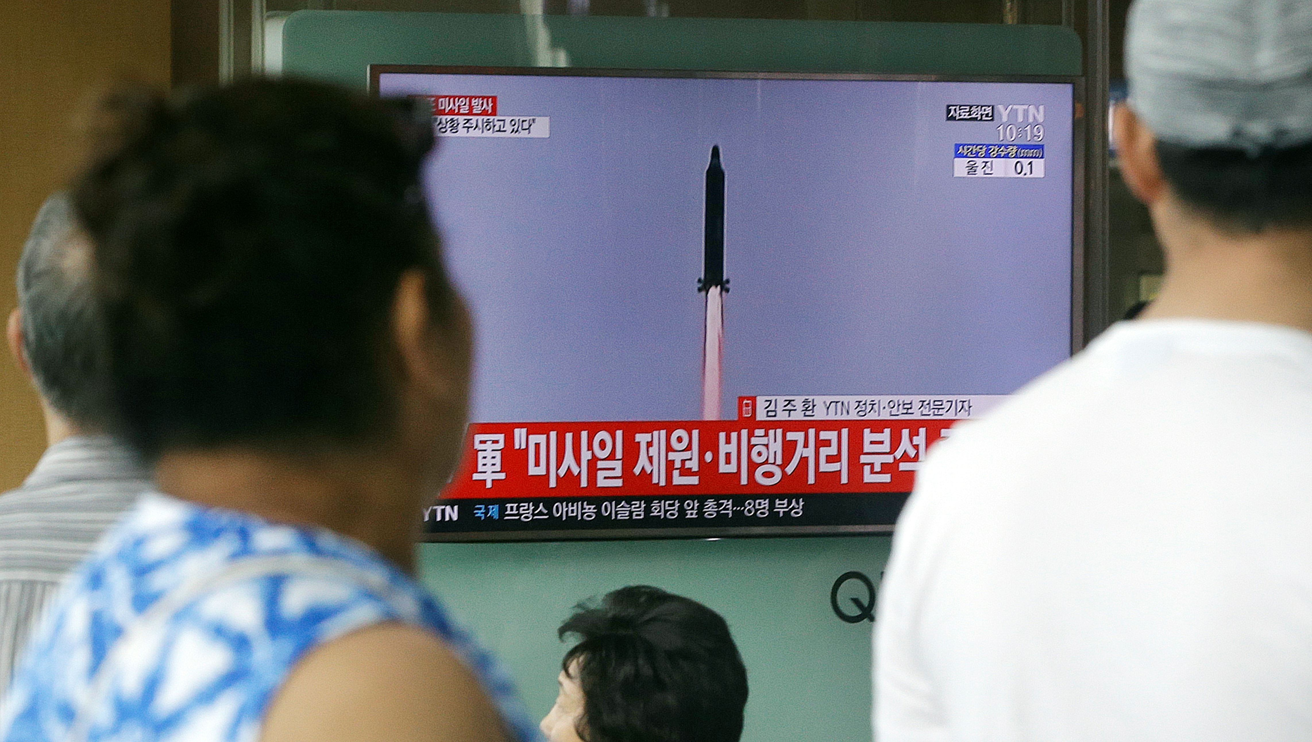 Japan detects radio signals pointing to possible N. Korea missile test: source
