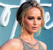 Jennifer Lawrence attending the Mother! premiere at the Odeon Cinema, Leicester Square, London