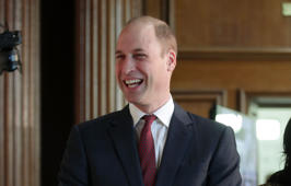 William: I hope Harry 'stays out of my fridge'