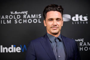 LOS ANGELES, CA - NOVEMBER 02: James Franco attends Inaugural IndieWire Honors on November 2, 2017 in Los Angeles, California. (Photo by Matt Winkelmeyer/Getty Images)