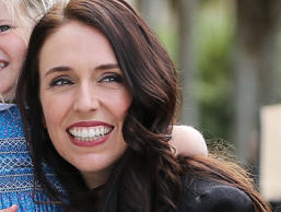 Prime Minister Jacinda Ardern has narrated a Silo Theatre production of Peter and the Wolf in Auckland.