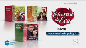 Le tre rose di Eva in DVD