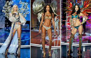 Photos: 2017 Victoria's Secret Fashion Show