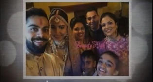 Band, Baaja, Baraat: Best of images from Virat-Anushka wedding