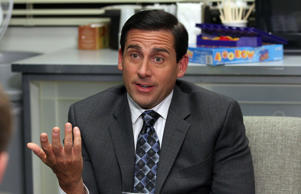 Steve Carrell in 'The Office'