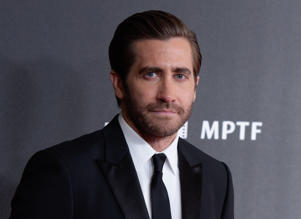 Actor Jake Gyllenhaal attends the 21st Annual Hollywood Film Awards, on November 5, 2017, in Beverly Hills, California. (Photo credit should read TARA ZIEMBA/AFP/Getty Images)