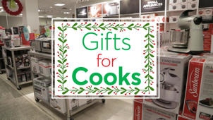 a sign in front of a shop: Instant Pot & Other Kitchen Gifts