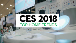 Home Tech Trends You'll See in 2018