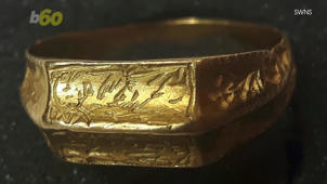 A Tiny Gold Ring Just Made One Amateur Treasure Hunter's Day