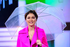 Presenter Emma Willis during the Celebrity Big Brother Launch held at Elstree Studios in Borehamwood, Hertfordshire.