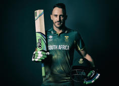 Faf du Plessis out of India series