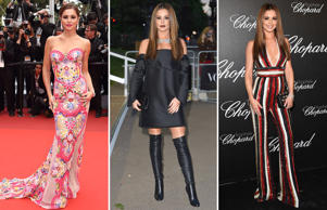CANNES, FRANCE - MAY 13:  (EDITORS NOTE: Image has been digitally manipulated) Cheryl Fernandez-Versini attends the screening of 'Slack Bay (Ma Loute)' at the annual 69th Cannes Film Festival at Palais des Festivals on May 13, 2016 in Cannes, France  (Photo by Mike Marsland/Mike Marsland/WireImage); LONDON, ENGLAND - MAY 23:  Cheryl Fernandez-Versini arrives for the Gala to celebrate the Vogue 100 Festival at Kensington Gardens on May 23, 2016 in London, England.  (Photo by Karwai Tang/WireImage); CANNES, FRANCE - MAY 12:  Cheryl Cole attends the Chopard Trophy Ceremony during The 69th Annual Cannes Film Festival on May 12, 2016 in Cannes,  (Photo by Venturelli/WireImage)